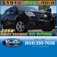 2014 Chevrolet Equinox LS Conneaut Lake, 16335