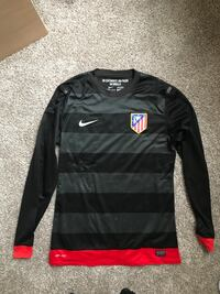 Atletico Madrid Long Sleeve Jersey Tampa, 33647