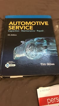 Automotive power technician text books Bowmanville, L1C 5B1