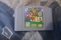 Nintendo Super Mario 64 game cartridge Fort Erie