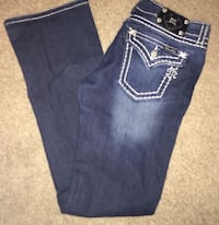 Miss Me Jeans size 25 in as new condition Puyallup, 98375