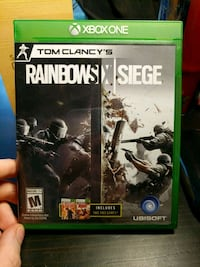 Rainbow 6 Siege for Xbox One Chestertown, 21620