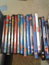 $1 To $4DVDs Scary, Sc-Fi,Funny, Action, Etc. Lake Mills, 53551