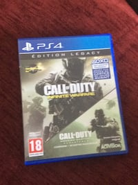 Boîtier de jeu Call of Duty Infinite Warfare PS4 Le Blanc-Mesnil, 93150