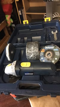 black and gray air impact wrench 719 km