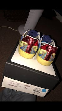 gucci low top sz 40 Fort Washington, 20744