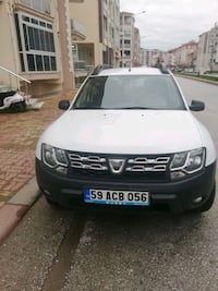 2016 Dacia Duster DUSTER AMBIANCE 4X2 1.5 DCI 90 BG