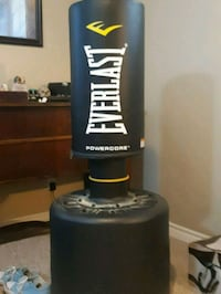 Everlast powercore free standing adjustable bag