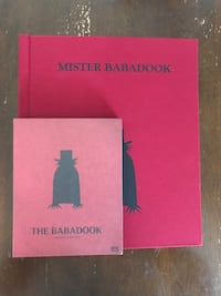 The Babadook Pop-Up Book and Blu Ray Set London, N6A 2T8