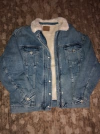 American Eagle faux fur lined jacket Vancouver, V6Z 0A3