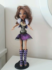 Monster High Clawdeen Wolf.