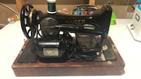 black and gray electric sewing machine Ottawa, K2R