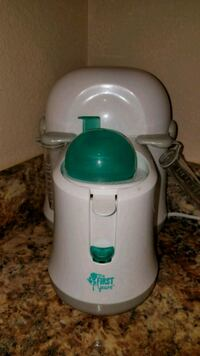 white and green electric kettle Longview, 75605