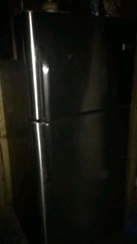 black top-mount refrigerator Lincoln, 35096