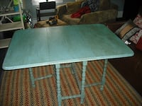 ANTIQUE PAINTED DROP LEAF TABLE Purcellville, VA, USA