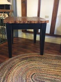 Tavern Table - Top Made from Reclaimed Barnwood  133 mi