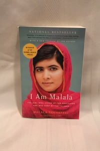 I Am Malala by Malala Yousafzai Lake Country