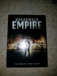 Boardwalk Empire season 1 DVD case Renfrew, K7V 1A1