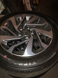 Brand New Honda Rims and Tires Hamilton, L8W 2L3