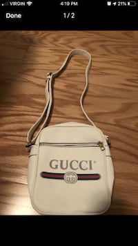 Gucci side bag gucci cross bag $80 Toronto, M2N 7H6