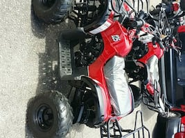 Atvs and 4 wheelers, cheapest,  new, $ 689