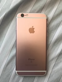 UNLOCKED ROSE GOLD IPHONE 6S- 64GB Port Coquitlam, V3B 7W1