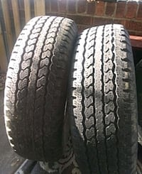 Used tires in good condition Cuyahoga Falls, 44221
