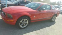 2006 red Ford Mustang GT coupe Houston, 77090