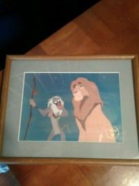 Authentic Disney in frame pictures Ottawa, K2G 4H1