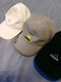 3 adidas hats Los Angeles, 90004