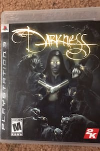 The darkness  Damascus, 20872