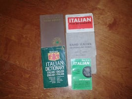 Italian Language Learning Materials