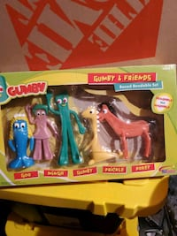 Gumby and Friends Vaughan, L4L