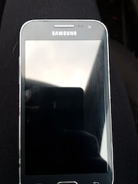 smartphone Samsung Android noir
