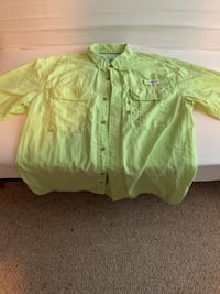 green button-up jacket Mobile, 36695