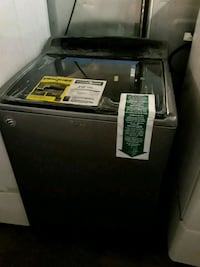 Whirlpool washer brand new 4 months warranty  Baltimore, 21223