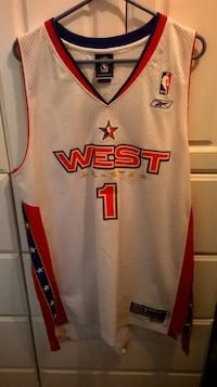 Tracy Mcgrady Authentic All Star Jersey  Edmond, 73003