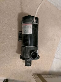 Water pump for jetted bath tub Reston, 20191