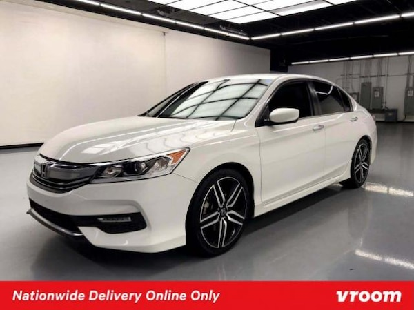 2017 Honda Accord White >> 2017 Honda Accord Sedan White Sedan