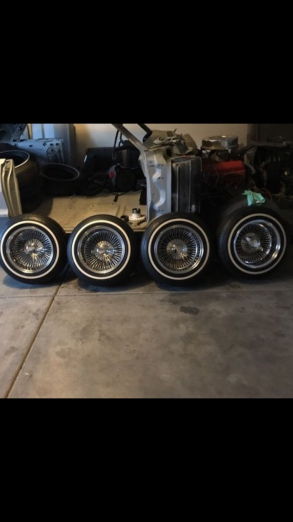 Used Wheels For Sale >> Used Dayton Wire Wheels 14x7 72 Spoke Open To Trades Looking For