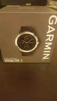 Garmin Vívoactive 3 Smart Watch Stockholm, 124 30