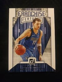 2019 DONRUSS LUKA DONCIC ROOKIE BASKETBALL CARD EXCELLENT CONDITION