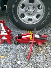 Autocraft 2 ton jack and stands Sykesville, 21784