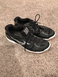 Black Mizuno volleyball shoes Altoona, 50009