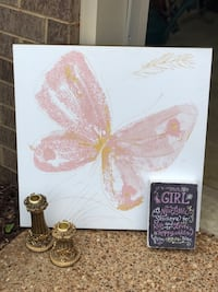 Perfect decor for a little girls room Jackson, 38301