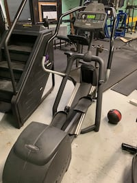 gray and black elliptical trainer New York, 10458
