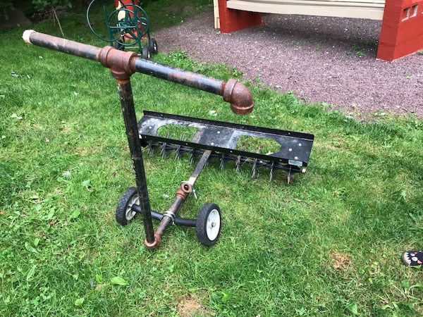 Lawn Aerator For Sale >> Used Lawn Aerator For Sale In East Stroudsburg Letgo
