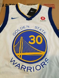 Jersey Stephen Curry new never used  Annandale, 22003