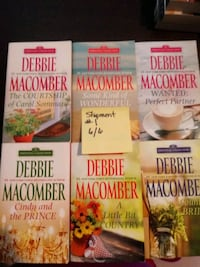 """Debbie Macomber Sets of """"Essential Collection"""" books Baltimore, 21229"""