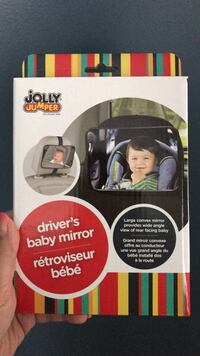 Jolly Jumper - Driver's Baby Mirror Mississauga, L5N 4S4